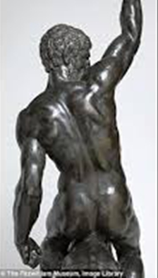 Statue of Michelangelo